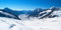 Flowing Glacier