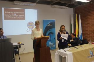 Unisabaneta inauguró el Centro de Idiomas - CIU   by Unisabaneta