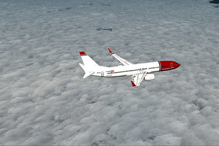 Cruise above nice clouds @ FL400 | by Zezze21