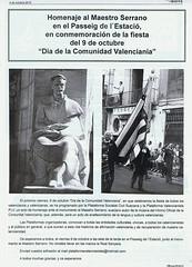 Setmanari SUECA (2015-10-04) Espanyolisme disfressat de Valencianisme