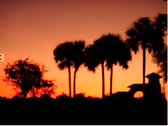 lake county sunrise