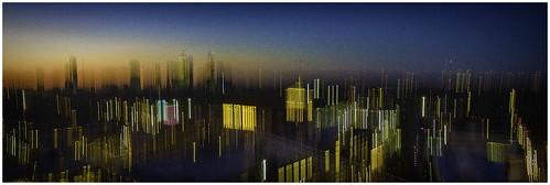 A Long Exposure Atlanta Skyline Happy Accident