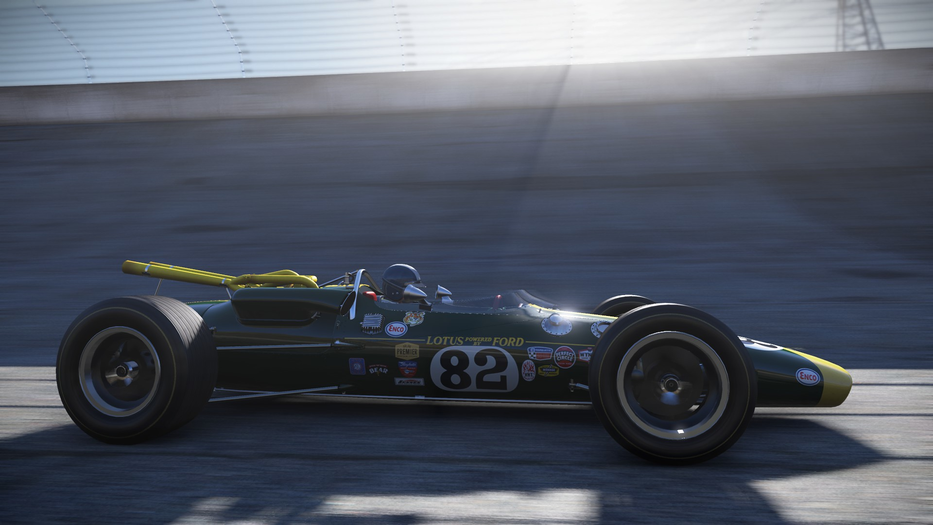 Project CARS – Classic Lotus Track Expansion