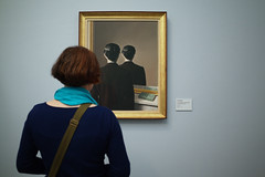 La reproduction interdite by Magritte @ Boijmans