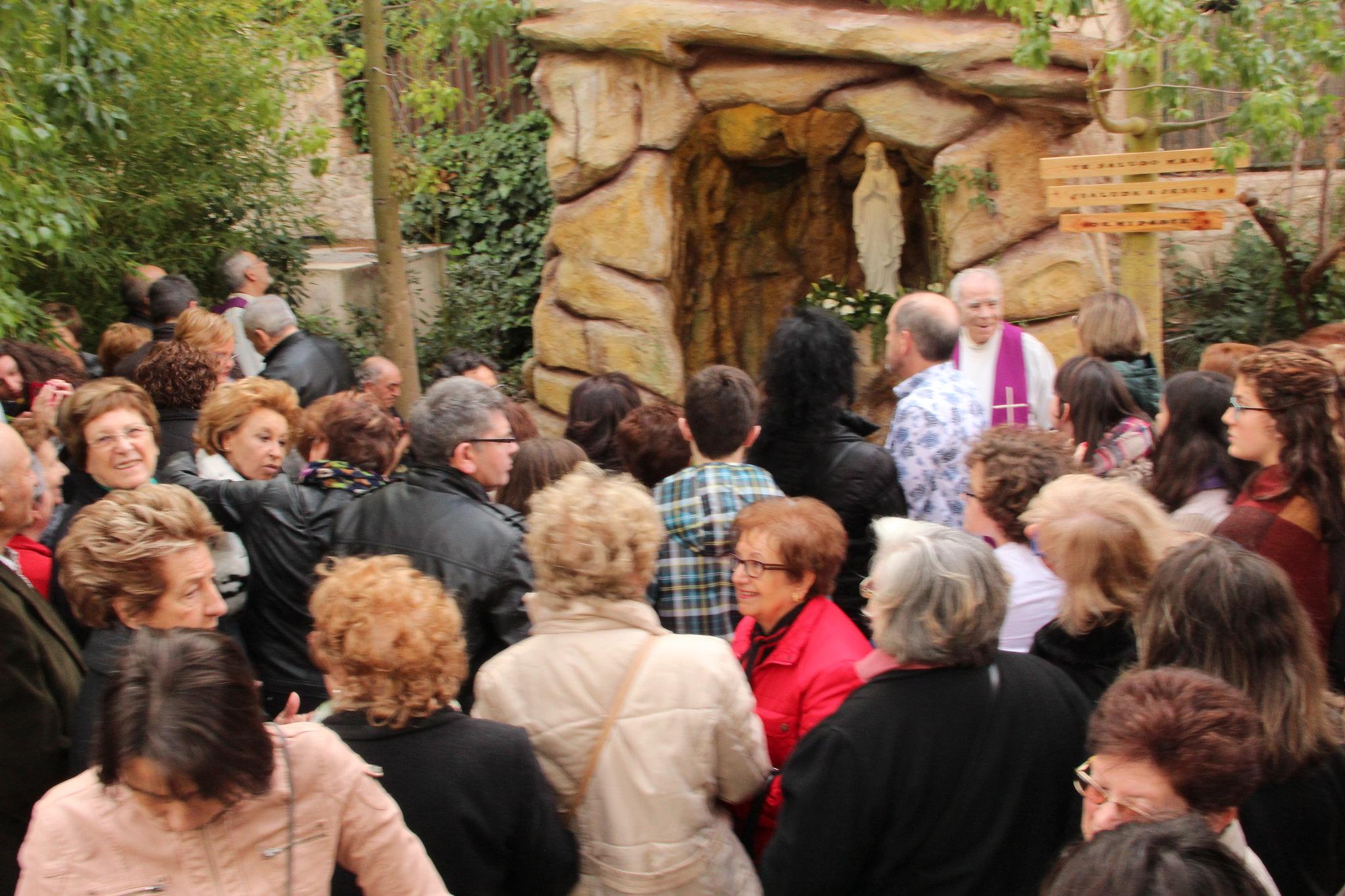 (2016-02-13) - Inauguración Virgen De Lourdes, La Molineta - Archivo La Molineta (062)