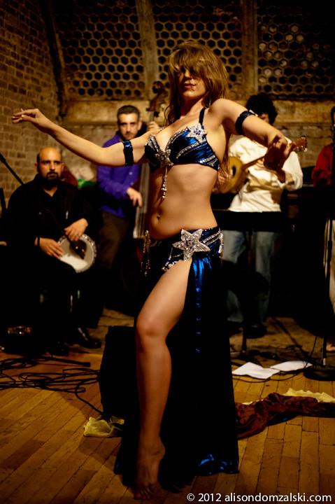 Mariyah Bellydancer NYC