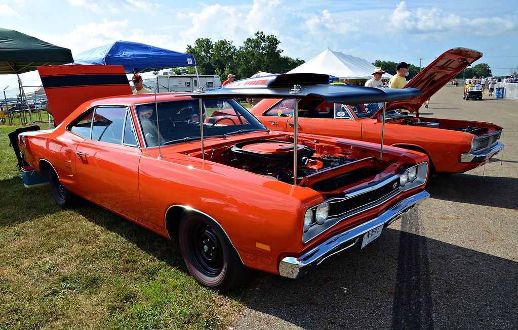 1969 1/2 A12 Dodge Coronet Super Bee 440 Six-Pack | Tim Ogi