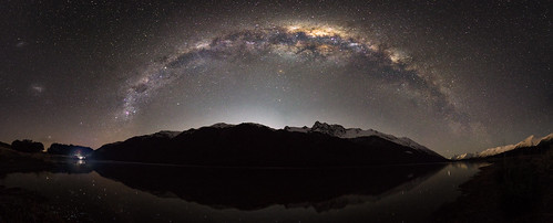 Camping under the stars   by Kiwi Tom