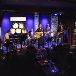 Fri, 04/09/2015 - 7:47pm - James Maddock with an audience of WFUV Members at City Winery in New York City, 9/2/15. Hosted by Carmel Holt. Photo by Gus Philippas