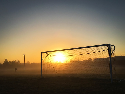 Soccer Net, Woodland Chase Park, Mississauga | by Mustang Joe