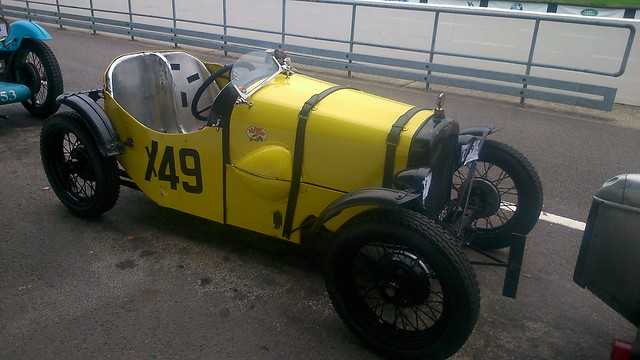 Austin 7 'The Toy' 1930-31, Autumn Sprint, Vintage Sport-Car Club (VSCC) Speed, Goodwood Motor Circuit