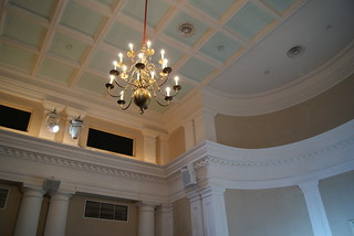 Former Parliamentary Chamber, The Arts House at the Old Parliament, Singapore