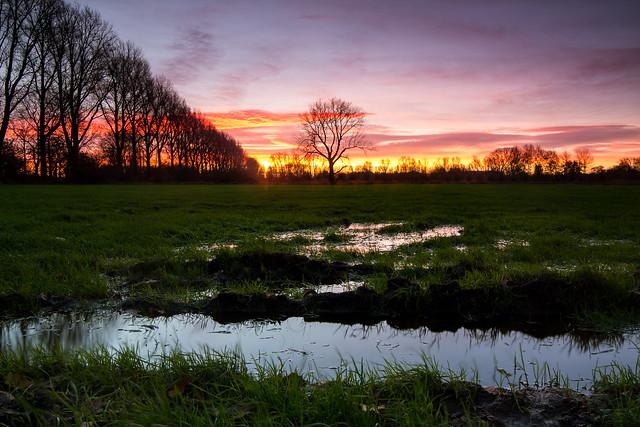 Süchteln Sunrise