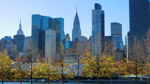 New York: Chrysler Building - striking