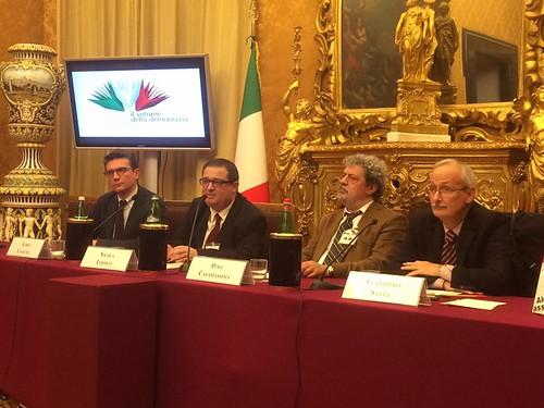 Presentazione di Attacco al cuore dello Stato di Pino Casamassima | by flavagno