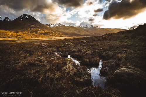 Glen Moriston moor | by Steffen Walther