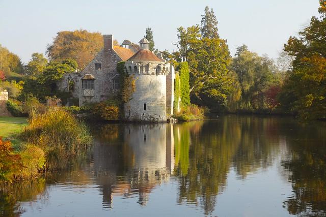 Scotney Castle & Gdns