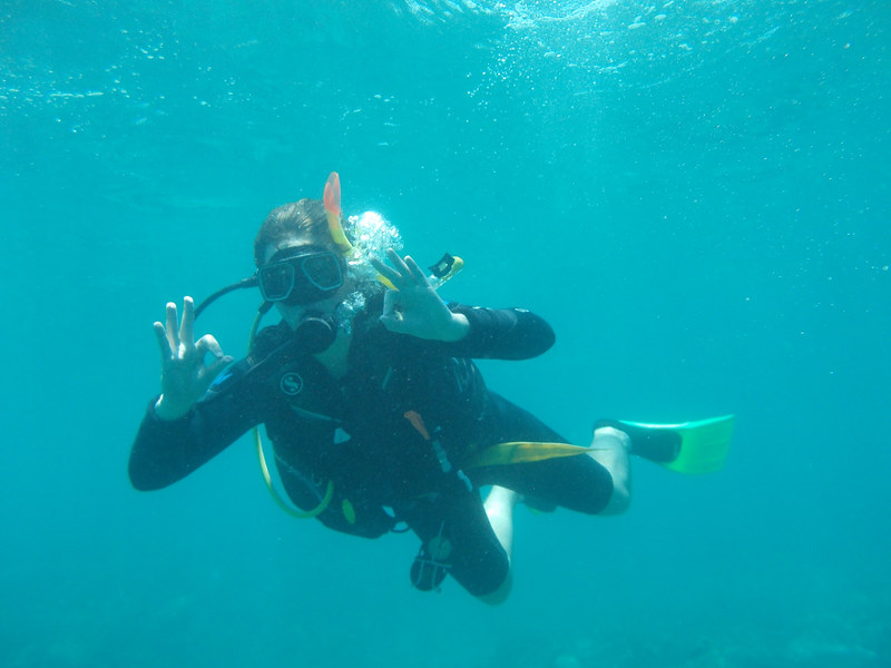 Jugan, Ashleigh; Sydney, Australia - Great Barrier Reef Scuba Diving