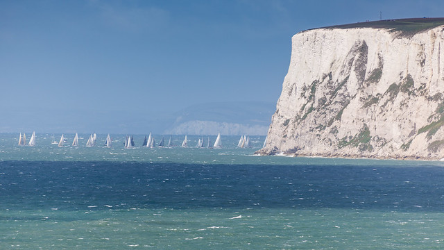 2016 Round the Island Race - West Wight - IMG_8193