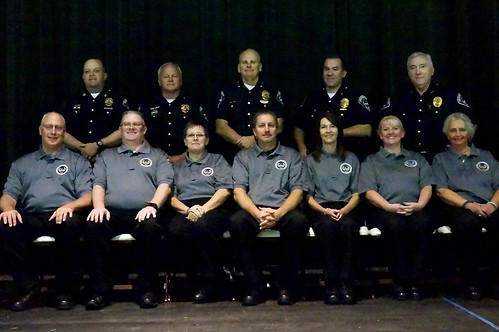 7th Citizens Academy & 2nd VIP Tier 2 Graduation | by speedwaycommunitypolicing