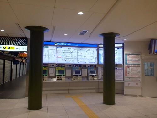 Kintetsu-Nara Station   by Kzaral