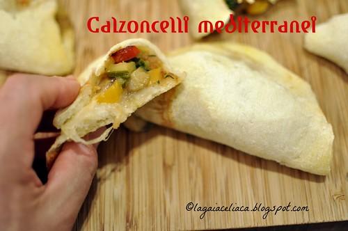 Gluten free calzoncelli mediterranei | by mammadaia