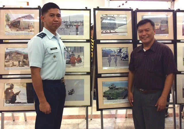 FILIPINOS CELEBRATE FIRST ARMED FORCES WEEK