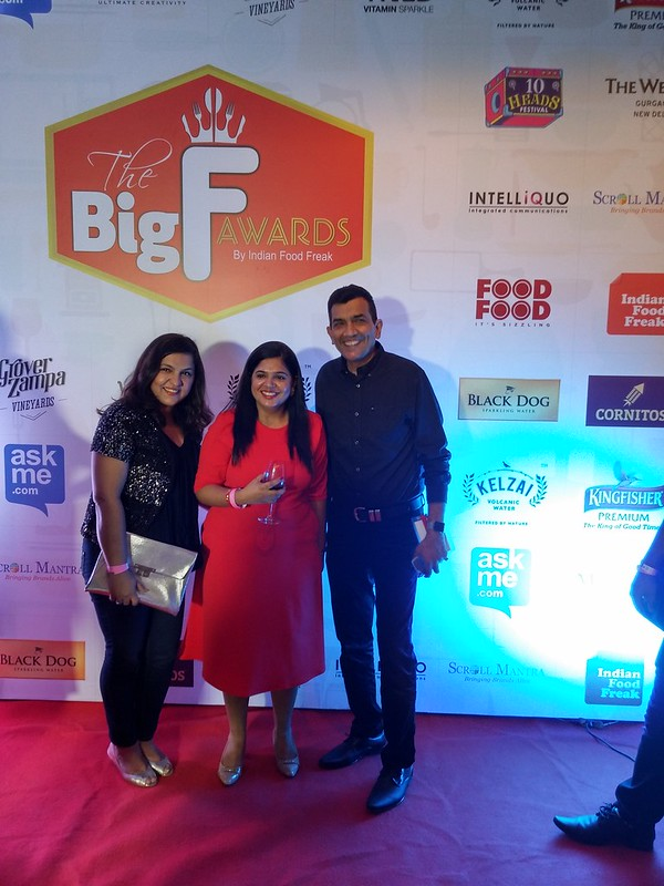 # The Big F Awards