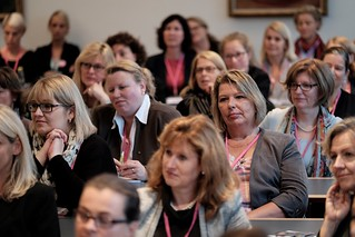 3. Frauen-Wirtschaftsforum Düsseldorf – women@work   by Kompentenzzentrum Frau und Beruf