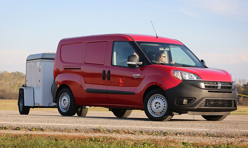 2016 Ram ProMaster City Cargo Photo
