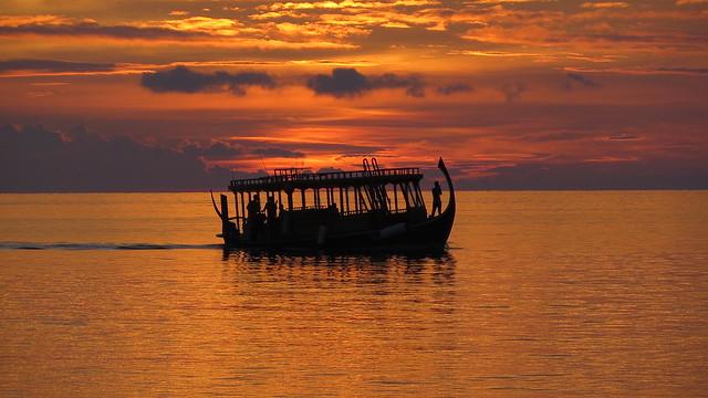 Dhoni - Maldives 2015