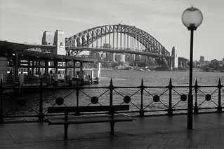 Sydney Harbour Bridge from Circular Quay  #697 | by lynnb's snaps