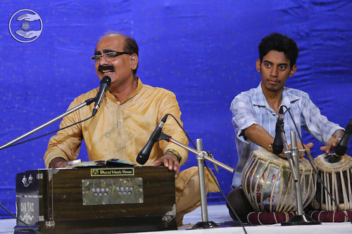 Devotional song by Arun Swami from Hardev Nagar, Delhi