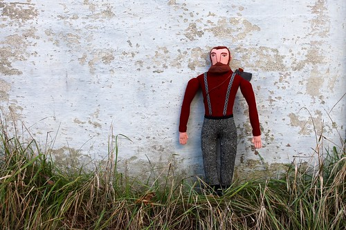 Classic lumberjack 2   by Mimi K