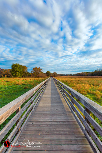 boardwalk clouds foxrivertrail landscape nature naturetrail sunrise waukesha wisconsin unitedstates us discoverwisconsin travelwisconsin landscapephotography andrewslaterphotography canon 5dmarkiii waukeshawi visitwisconsin wi grass