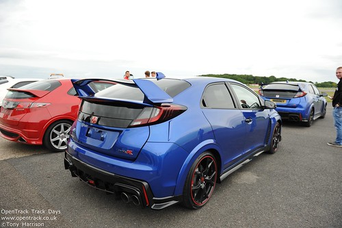 New 2015 Honda Civic Type R Bedford Autodrome with Opentrack Track Days Photo