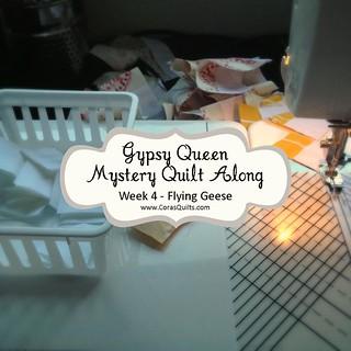 Gypsy Queen Week 04