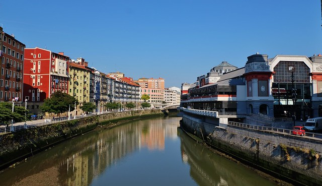 Bilbao, Ribera