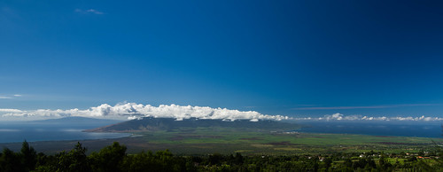 hawaii landscape maui mauicollection westmaui clouds cloudscape panorama polarizationfilter sky weather kula unitedstates flickr