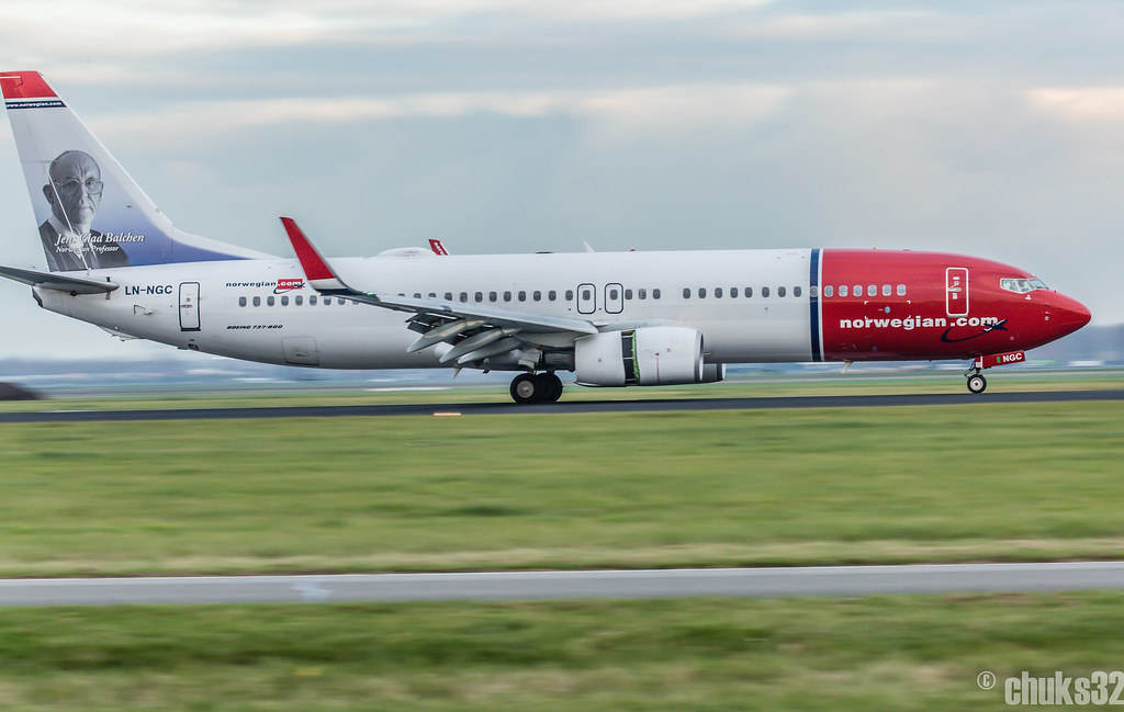 Aktie Norwegian Air Shuttle