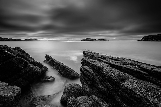 The Sheigra Coast..