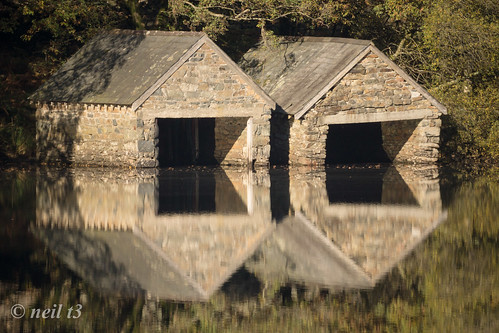Boathouses   by neil t3