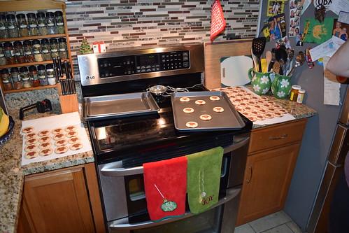 Cookie trays   by Nick Wigdorski