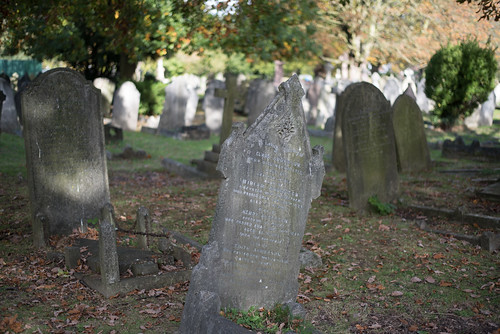 Camberwell Old Cemetery | by sczscz