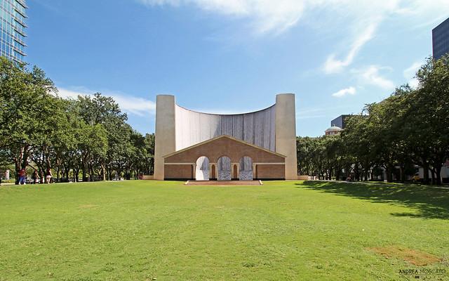 Gerald D. Hines Waterwall Park - Houston, Texas