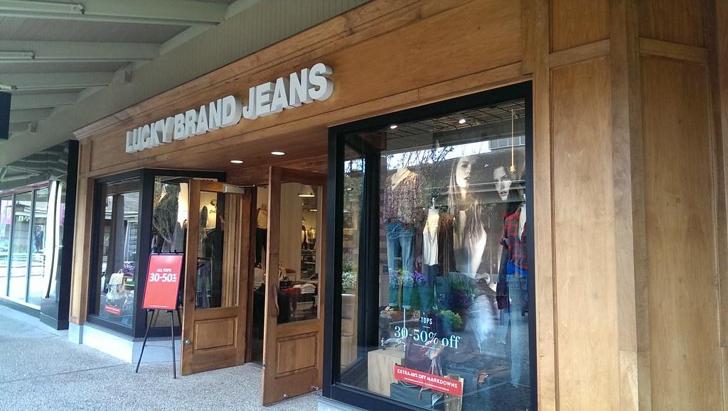 23eabaf8aa ... Lucky Brand Jeans   Del Monte Shopping Center - Monterey