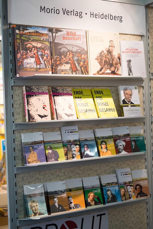 Moria Verlag aus Heidelberg