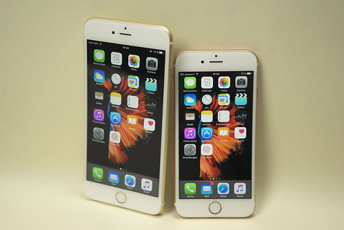 Apple iPhone 6s Plus, Apple iPhone 6s | by TechStage