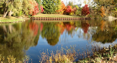 Henry Ford Mill Pond - Northville, Michigan