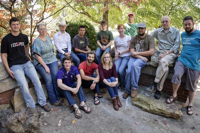 Tennessee Tech Geology Club 2015
